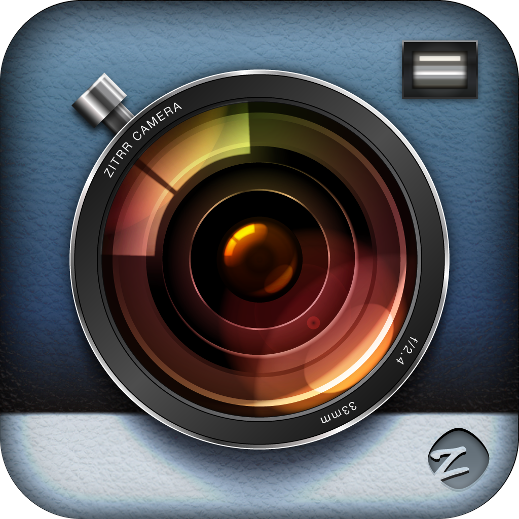 Zitrr Camera by Zitrr Studios icon